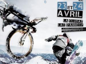 Affiche L'équipe Adrenaline Challenge